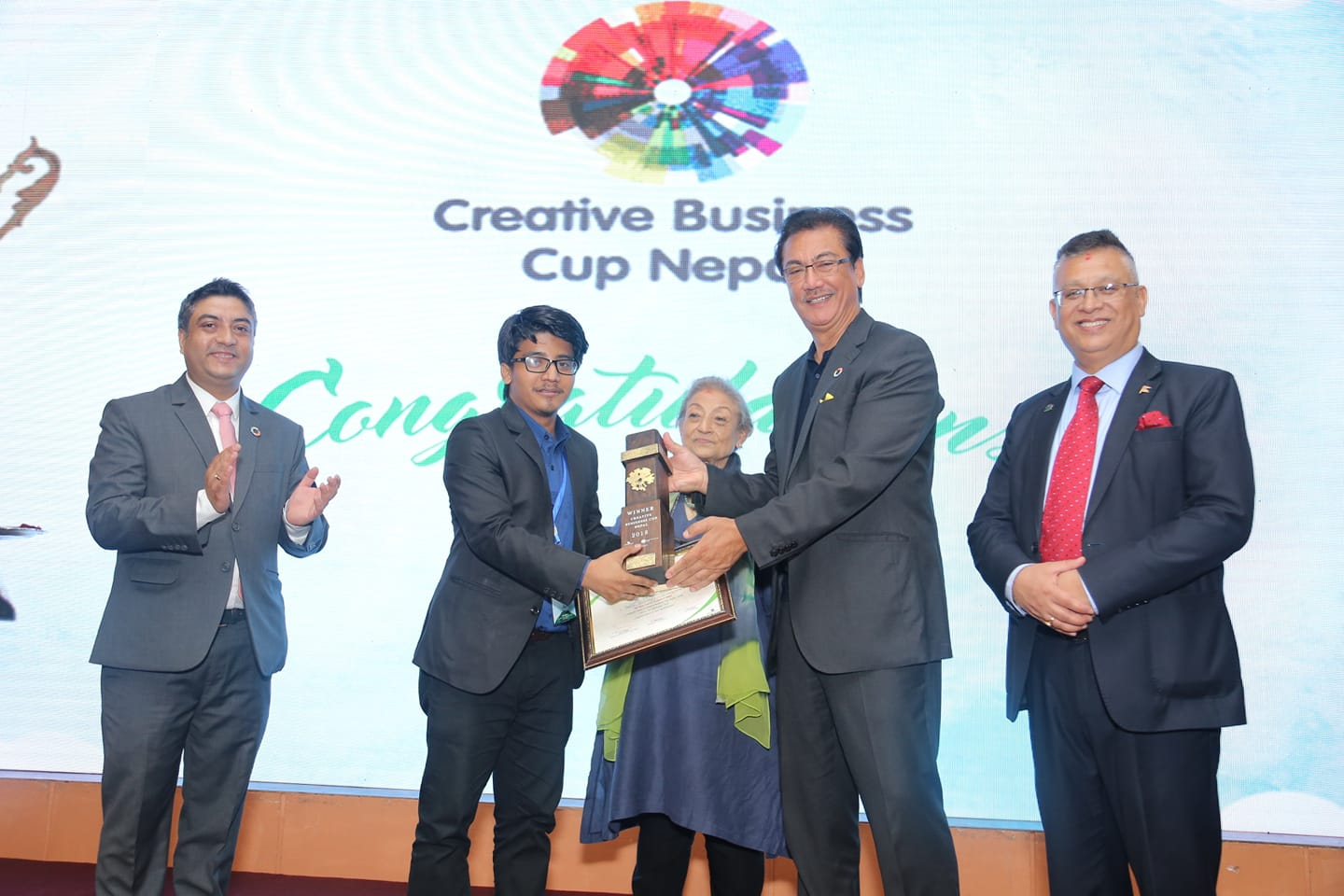 Creative Business Cup -Nepal